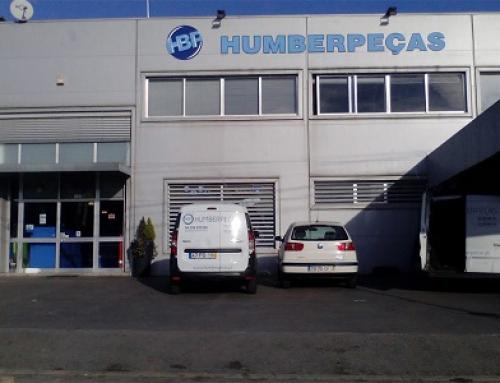 Humberpeças  LDA primer socio en Portugal de Aser