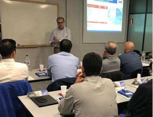 Standox y Otero Cariton forman a talleres gallegos en eficiencia de coste medio