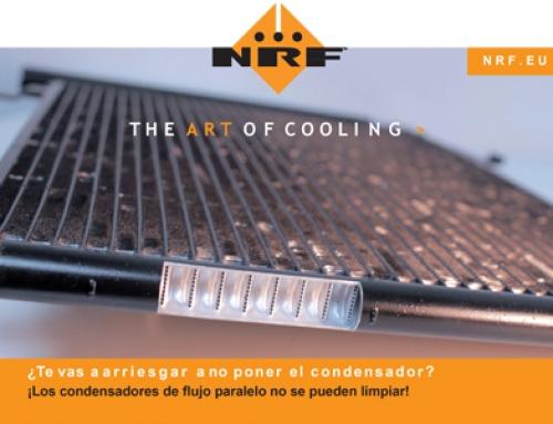 El Condensador – Artículo técnico NRF
