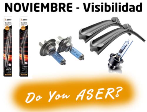Las 12 causas ASER – Visibilidad