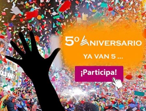 Campaña 5º Aniversario ASER